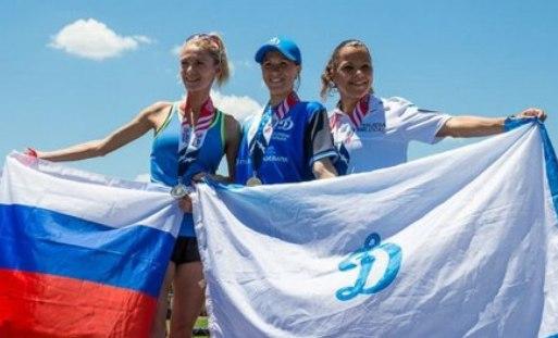 Четыре медали завоевали полицейские из Удмуртии на Всемирных играх полицейских и пожарных