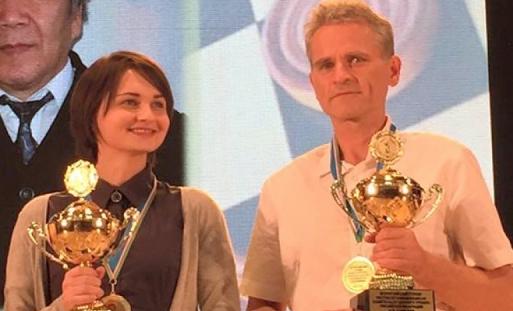 Ижевчанин победил на Всероссийском турнире по шашкам