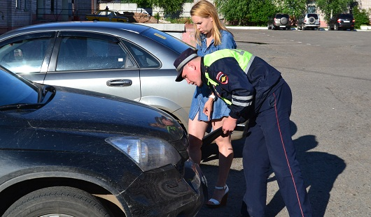 ДТП по новым правилам: как ижевчане оформляют аварии с 1 июля