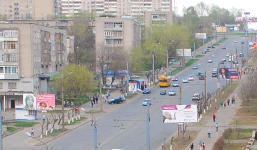 На улице Коммунаров в Ижевске перед перекрестком с улицей Карла Либкнехта появится еще одна полоса