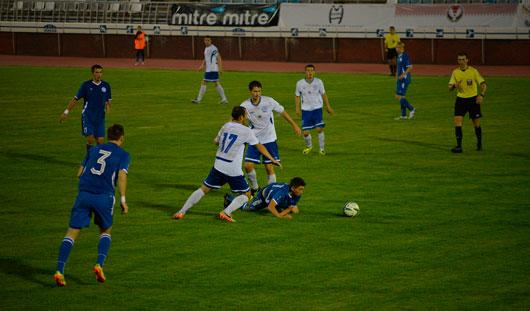 «Зенит-Ижевск» проиграл Нефтехимику в предсезонном матче