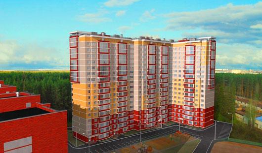 ЖК «Зеленый мыс» - квартиры от застройщика в зеленой зоне Ижевска