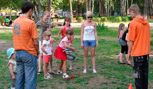 В Ижевске открылись пришкольные лагеря в каждом районе города