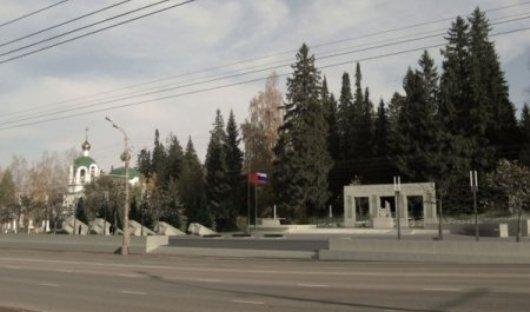 Остановку у Северного кладбища в Ижевске обновят к следующему сезону