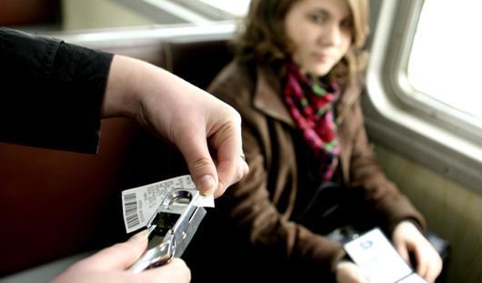 В Удмуртии штраф для безбилетных пассажиров электричек составил 1200 рублей