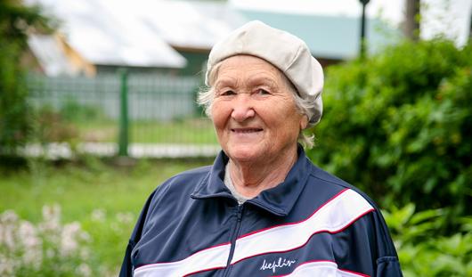Ижевская пенсионерка благодаря спорту победила гипертонию и похудела