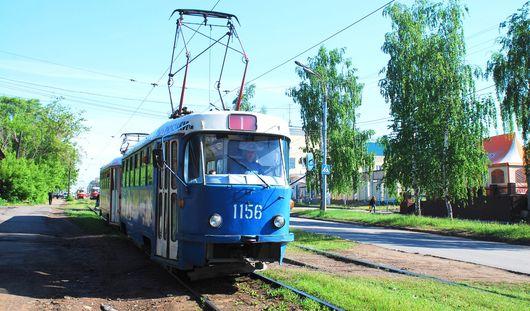 В Ижевске будет временно закрыто движение четырех трамвайных маршрутов