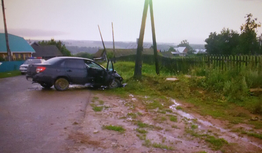 В Удмуртии пьяный водитель, сбивший 3-летнюю девочку, накануне трагедии гулял на свадьбе