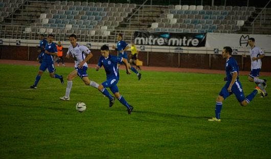 Футболисты ижевского «Зенита» проиграли в третьем матче предсезонки