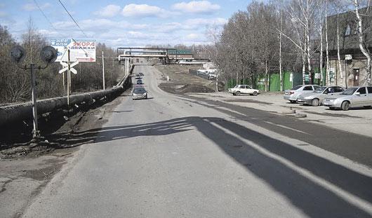 В Ижевске начали ремонт переулка Копрового