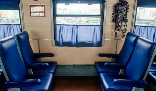 В Ижевске презентовали новые пассажирские вагоны