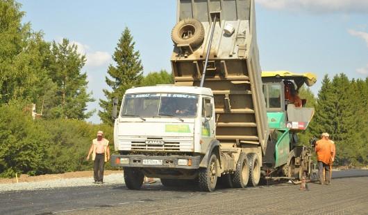 В Удмуртии открыли после ремонта трассу Завьялово - Каменное