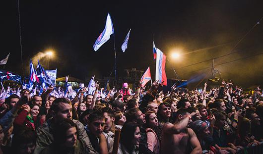 Ижевчанина ударили ножом во время фестиваля «Улетай-2015»