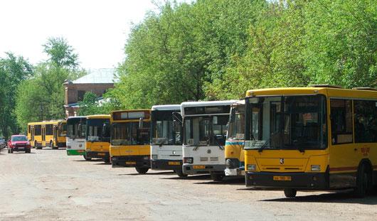 В Удмуртии планируется построить 4 станции для автобусов на газомоторном топливе
