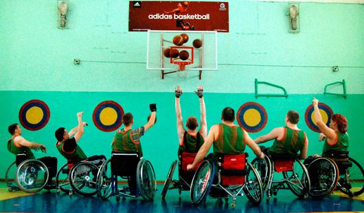 В Ижевске пройдет первый чемпионат по баскетболу на колясках