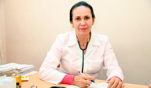 Лариса Стерхова, врач-терапевт ижевской ГКБ № 2: «Знаю всех своих пациентов в лицо»