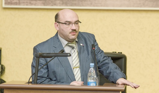 Вице-спикера Гордумы Ижевска Василия Шаталова поместили под домашний арест