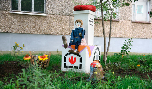 До 31 июля муниципалитет принимает заявки на конкурс «Ижевск - цветущий город»