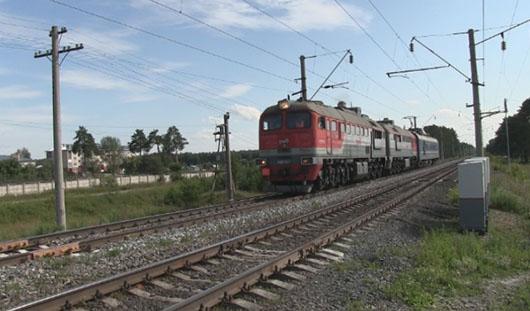 Машинист поезда, столкнувшегося с мопедом в Удмуртии: казалось, они ничего не видели