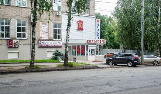 Фотофакт: на улице Воровского в Ижевске стала видна старинная брусчатка