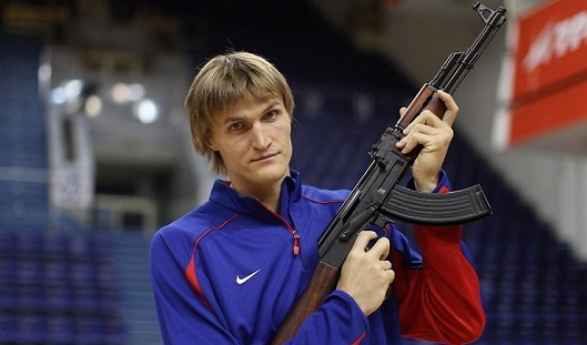 Уроженец Ижевска Андрей Кириленко претендует на пост президента Российской федерации баскетбола
