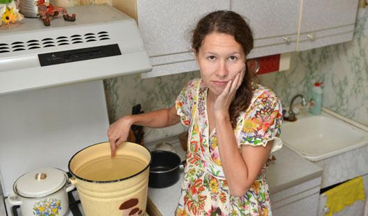 В Ижевске отключат горячую воду жителям 24 улиц
