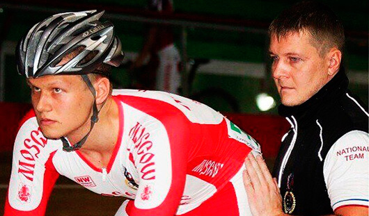 В Греции на первенстве Европы по велоспорту отличился ижевчанин Александр Васюхно
