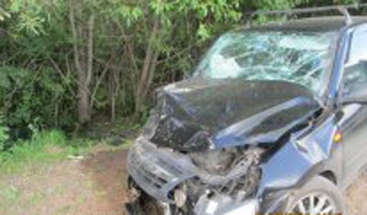 Один человек погиб и шесть попали в больницу из-за аварии в Удмуртии