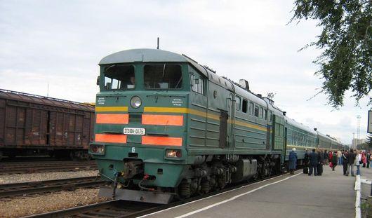 В Удмуртии поездка на крыше поезда закончилась трагедией