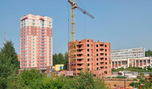 В 2015 году планируется построить 635 тысяч квадратных метров жилья