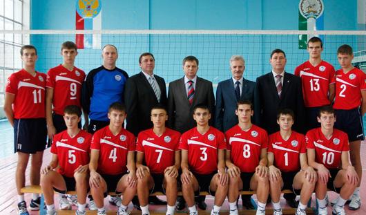 Новым тренером мужской волейбольной сборной «ИжГТУ-Динамо» стал Александр Акимкин