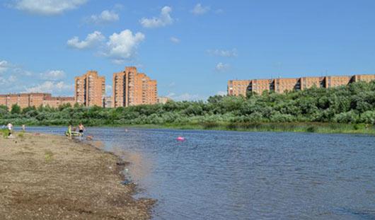 В Удмуртии пьяный мужчина попытался переплыть реку и чуть не утонул