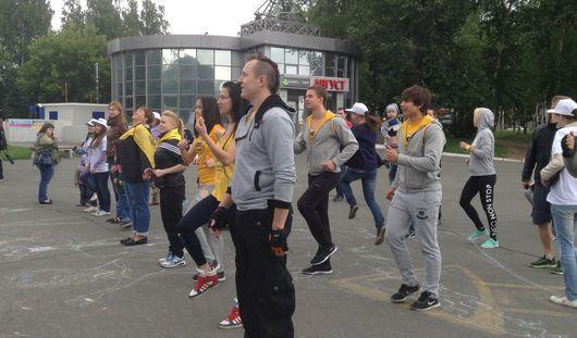 С бодрым утром: в Ижевске состоятся общегородские танцевальные зарядки