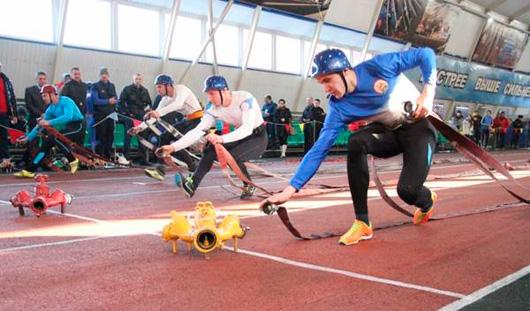 4 медали завоевали спортсмены из Удмуртии на молодежном чемпионате мира по пожарно-прикладному спорту