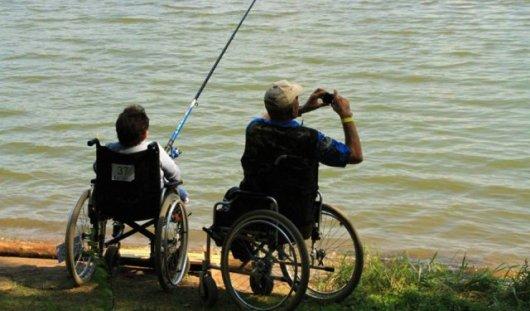 Жители Удмуртии проведут Всероссийский рыболовный фестиваль для инвалидов-колясочников