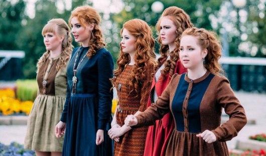 В Ижевске пройдет конкурс «Рыжая красавица – 2015»