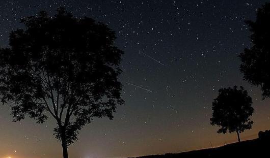 Жители Удмуртии смогут увидеть звездопад