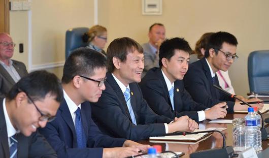 Удмуртия предлагает Китаю инвестировать в строительство дороги Ижевск - Игра