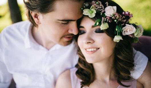 Ижевские молодожены: Предсказала будущего мужа
