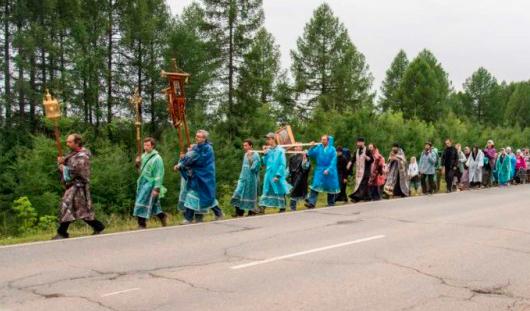 В Удмуртии состоится традиционный «Успенский покаянный крестный ход»