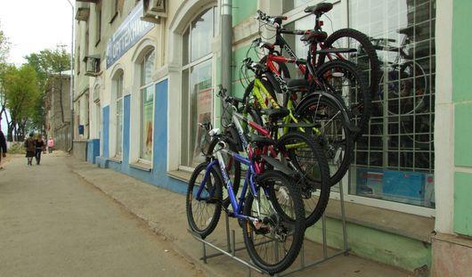 280 велосипедов украли в Удмуртии в 2015 году