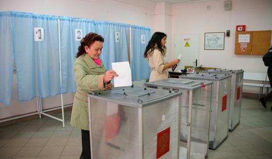 Определен порядок размещения партий в бюллетенях на выборах в Гордуму
