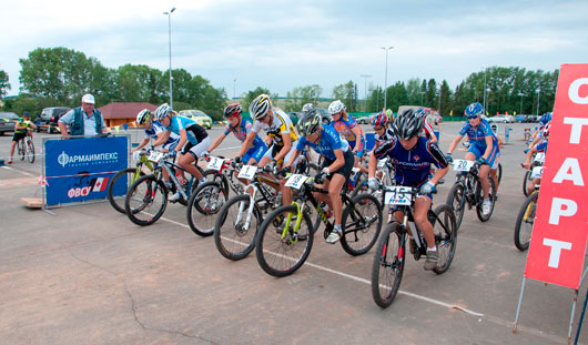 В Удмуртии пройдут всероссийские соревнования по велоспорту
