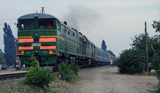 В поезде Москва - Ижевск застрелился 37-летний житель Удмуртии