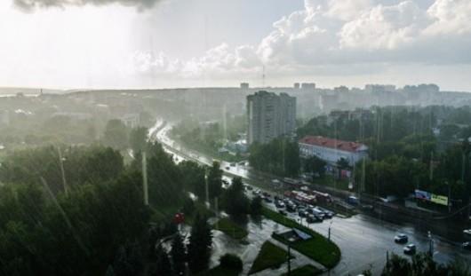 В Ижевске ожидается усиление ветра до 20 м/с.