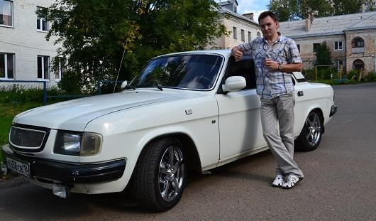 Трехлитровая «Волга», эксклюзивная Opel Astra и Skoda для гонок