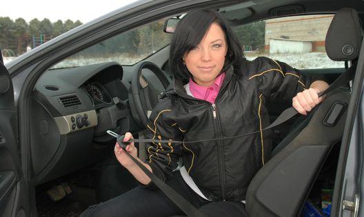 Конкурс водительского мастерства «Автоледи» пройдет в Ижевске