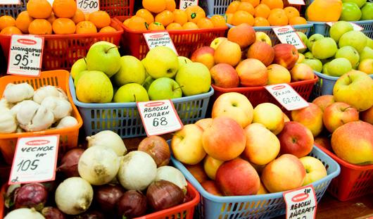 Около двух тонн санкционных яблок уничтожили в Удмуртии
