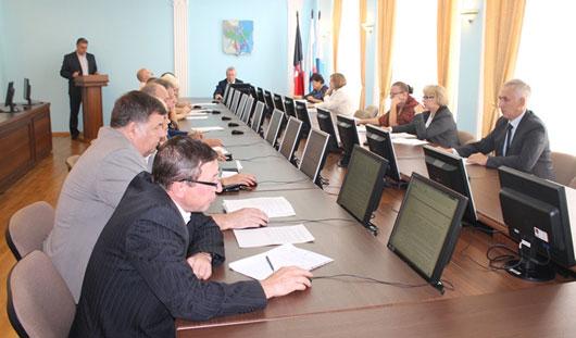 В Ижевске обсудили доступность услуг в многофункциональных центрах (МФЦ)