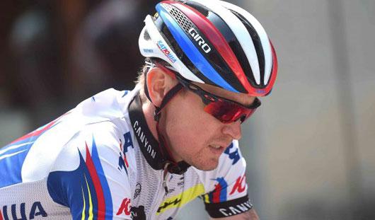 Велогонщик из Удмуртии на тестовой олимпийской гонке в Рио-де-Жанейро пришел пятым